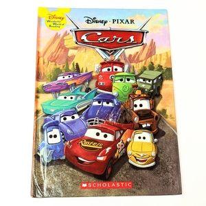 Disney's Pixars Cars Scholastic Book